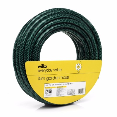 Garden Hose PVC Vinyl Roll With Label